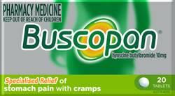 Buscopan tablets
